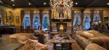 Риелтор устроила видеотур по дому Майкла Джексона в Лас-Вегасе [фото, видео]