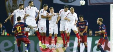 Супердебют Коноплянки: Женя забил гол «Барселоне» в Суперкубке УЕФА [видео гола ]