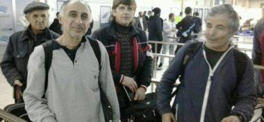 После года плена в Ливии украинские моряки вернулись домой